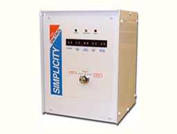 Unitrol Simplicity Control Features Single Phase AC / Single Transformer / Single Head - Production Engineering